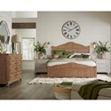Riverside Furniture Madison Queen Bedroom Group - Item Number: 7600 Q Bedroom Group 2