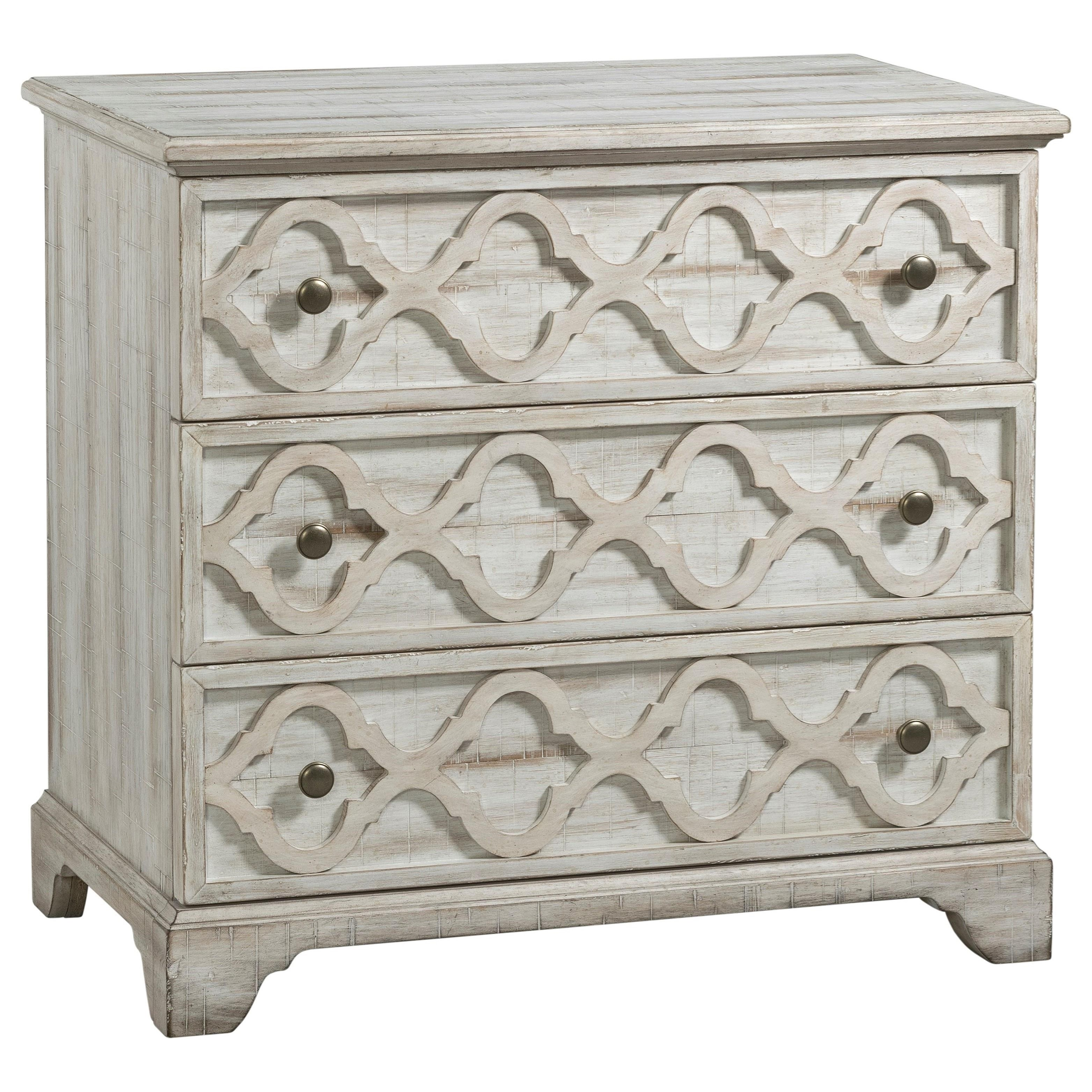 3-Drawer Bachelors Chest