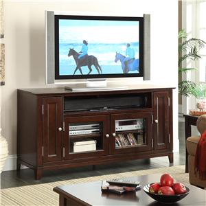 Riverside Furniture Marlowe 63-Inch TV Console