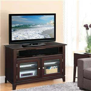 Riverside Furniture Marlowe 42-Inch TV Console