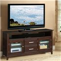 Riverside Furniture Marlowe 60-Inch TV Console - Item Number: 65845