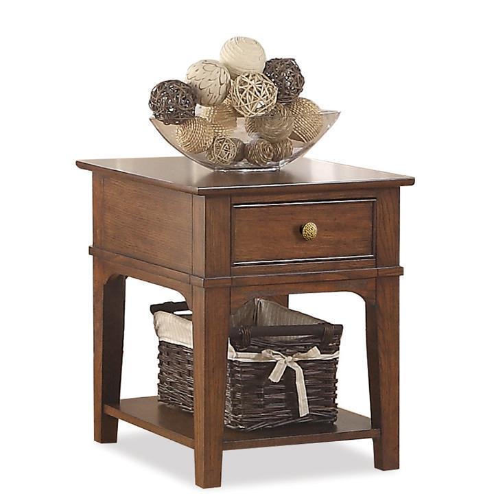Riverside Furniture Marston End Table            - Item Number: 65509