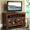 "Riverside Furniture Marston 60"" TV Console - Item Number: 65545"