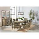 Riverside Furniture Milton Park Formal Dining Group  - Item Number: 186 Dining Room Group 3