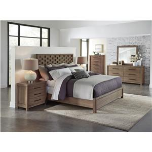 Riverside Furniture Mirabelle Queen Bedroom Group 1