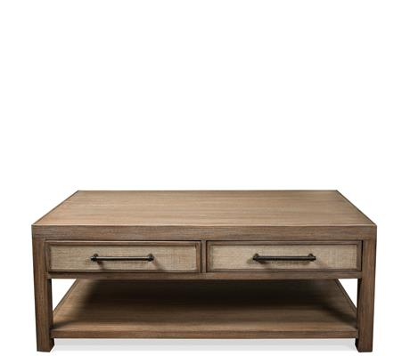 Riverside Furniture Mirabelle Coffee Table - Item Number: 26204