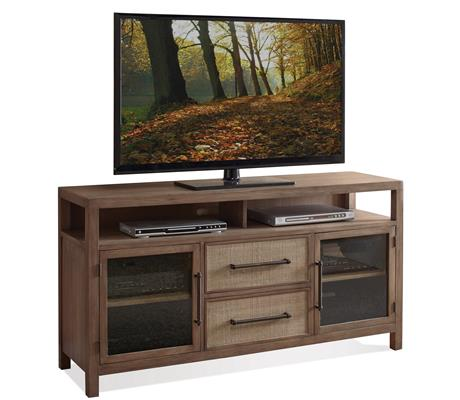 Riverside Furniture Mirabelle Entertainment Console - Item Number: 26241