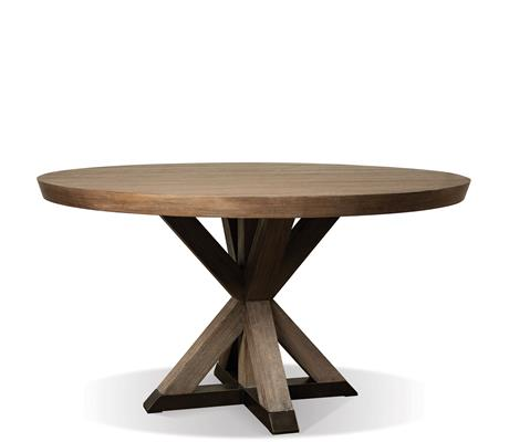 Riverside Furniture Mirabelle Round Dining Table - Item Number: 26251