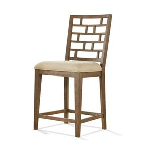 Riverside Furniture Mirabelle Counter Height Stool