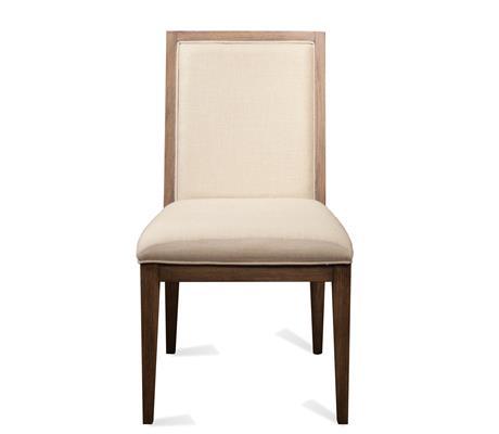 Riverside Furniture Mirabelle Cane Upholstered Dining Side Chair - Item Number: 26257