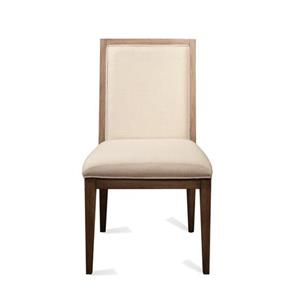 Riverside Furniture Mirabelle Cane Upholstered Dining Side Chair