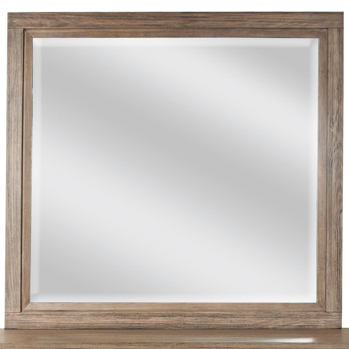 Riverside Furniture Mirabelle Landscape Mirror - Item Number: 26261