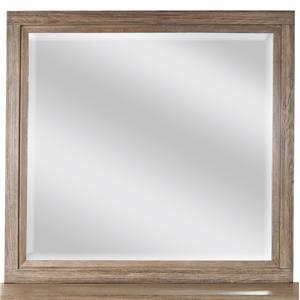 Riverside Furniture Mirabelle Landscape Mirror
