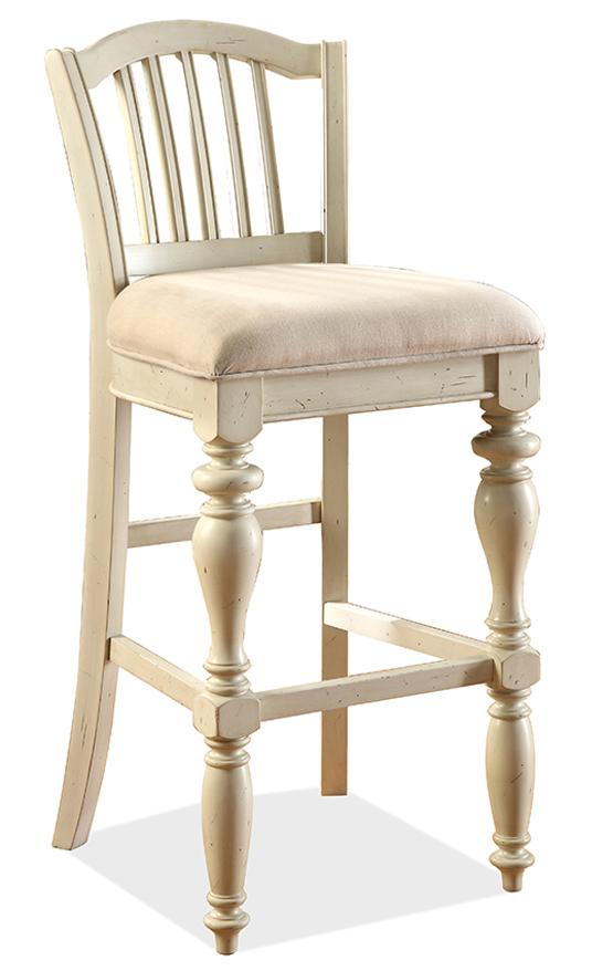 Riverside Furniture Mix-N-Match Chairs Barstool-Uphl Seat (2In) - Item Number: 36454