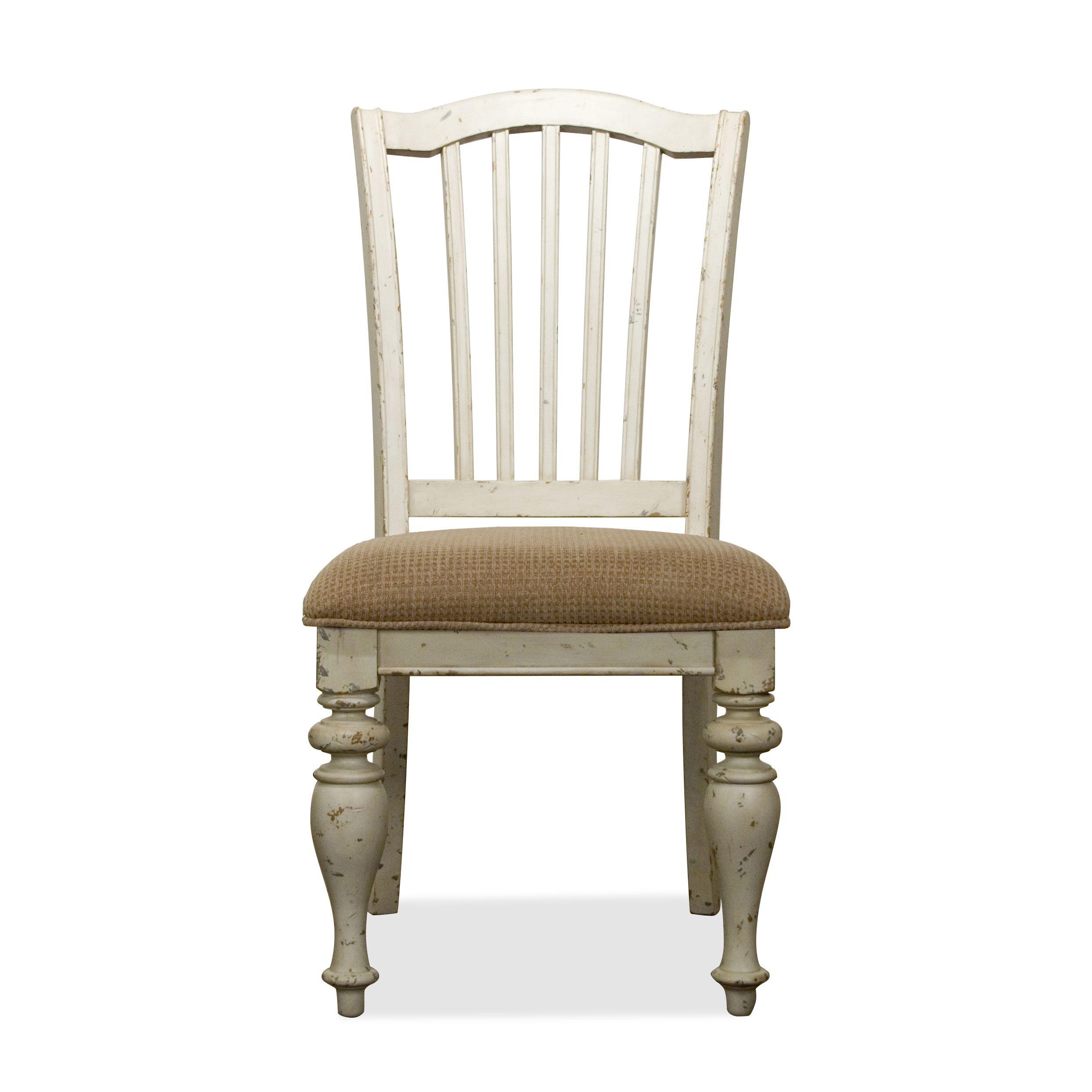 Riverside Furniture Mix-N-Match Chairs Upholstered Side Chair - Item Number: 36456
