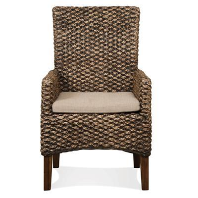 Riverside Furniture Mix-N-Match Chairs Woven Arm Chair - Item Number: 36966