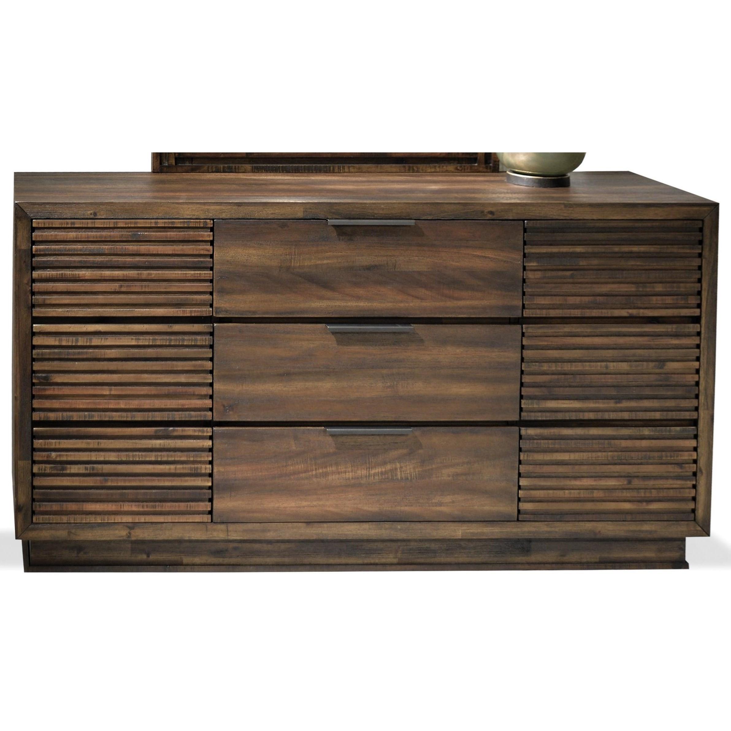 9 drawer dresser riverside furniture modern