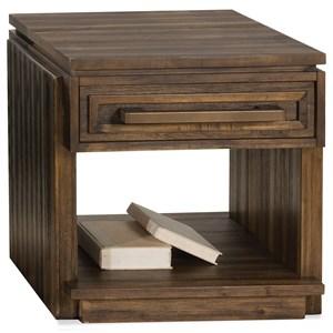 Riverside Furniture Modern Gatherings Side Table
