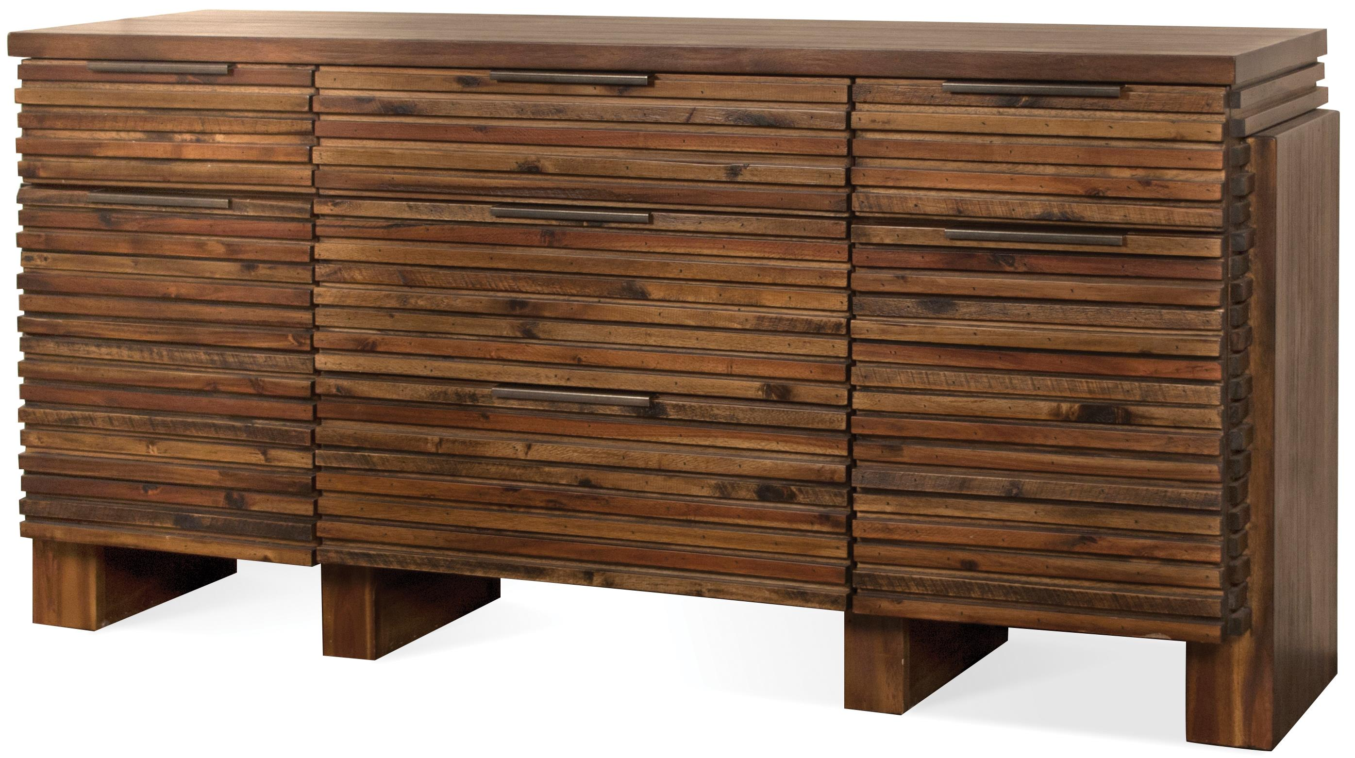 Riverside Furniture Modern Gatherings Sideboard - Item Number: 15354