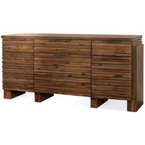 Riverside Furniture Modern Gatherings Sideboard