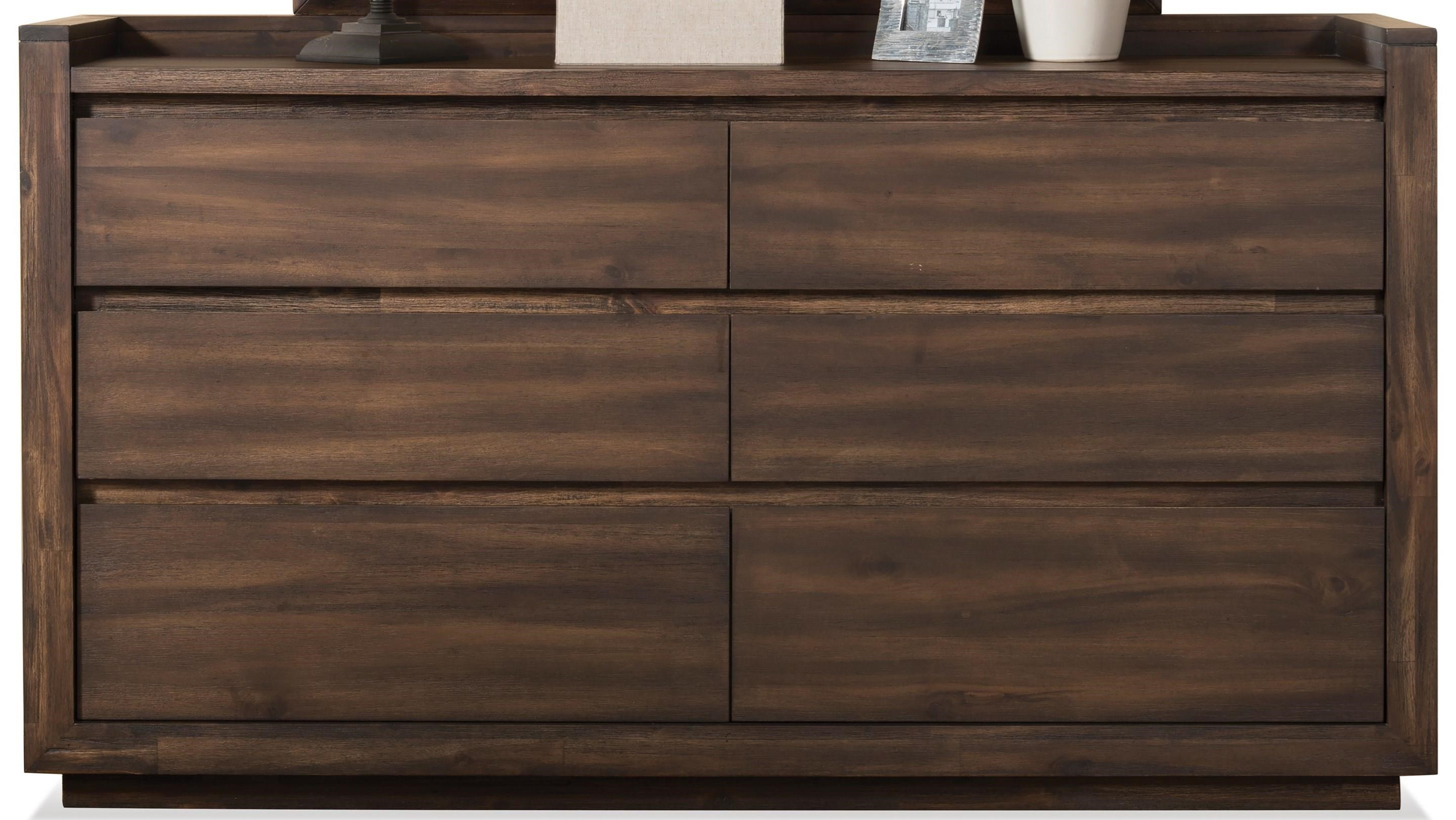 Riverside Furniture Modern Gatherings Dresser - Item Number: 15360