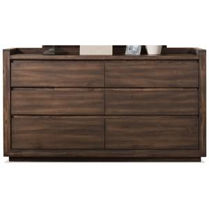 Riverside Furniture Modern Gatherings Dresser