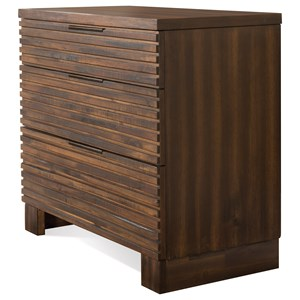 Riverside Furniture Modern Gatherings Bachelors Chest
