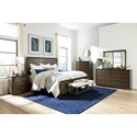 Riverside Furniture Monterey Queen Bedroom Group - Item Number: 3940 Q Bedroom Group 2