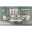 Riverside Furniture Myra Formal Dining Room Group - Item Number: 5930 Dining Room Group 6