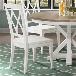 Riverside Furniture Myra Myra Side Chair