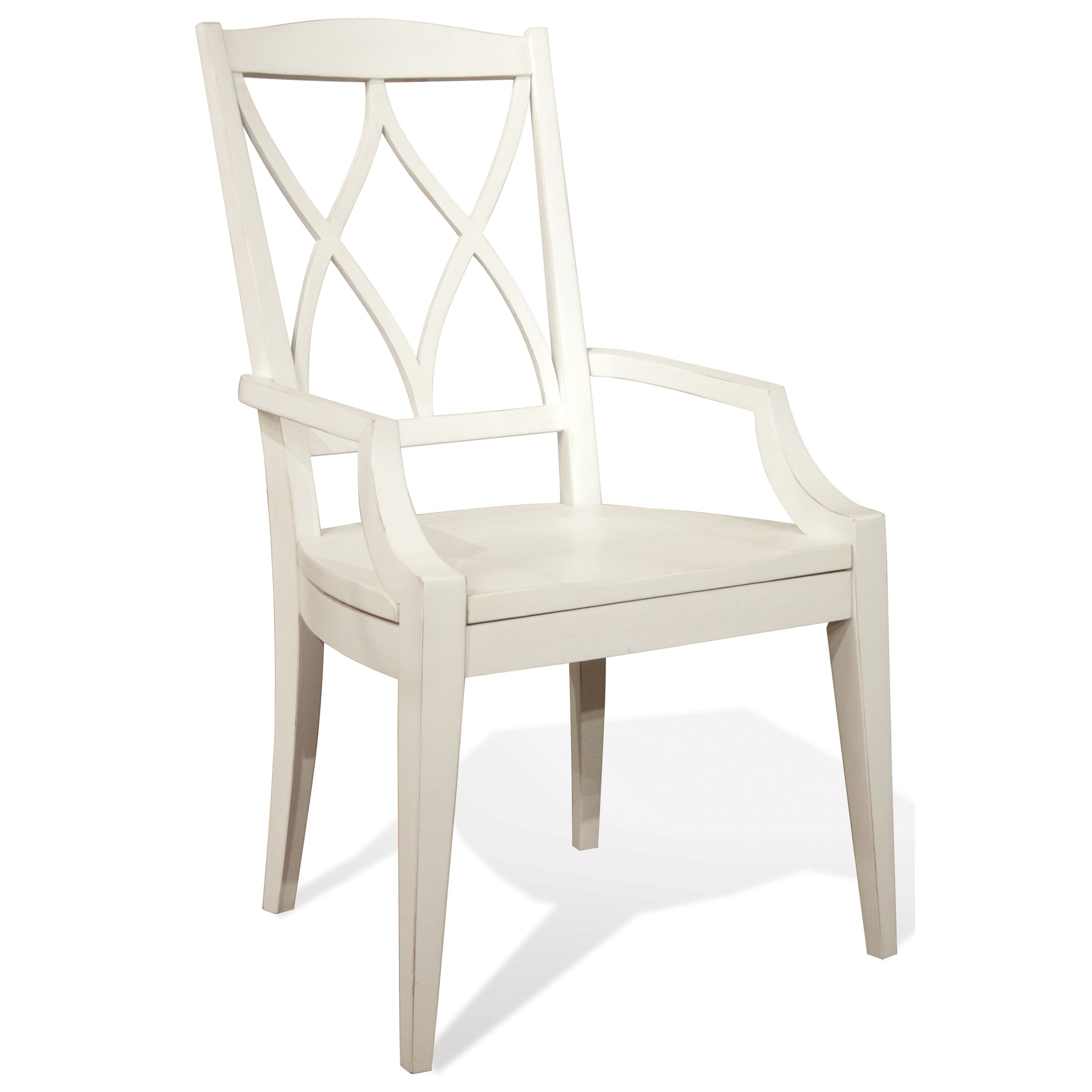 XX-Back Arm Chair