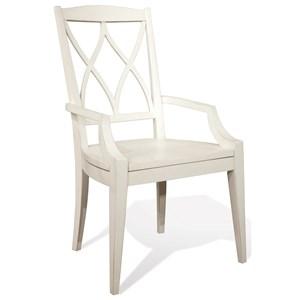 XX-Back Arm Chair