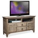 Riverside Furniture Myra 54-Inch TV Console - Item Number: 59430