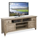 Riverside Furniture Myra 74-Inch TV Console - Item Number: 59432