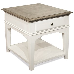 Leg Side Table