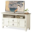 Riverside Furniture Myra 54-Inch TV Console - Item Number: 59530