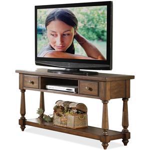 Riverside Furniture Newburgh Console Table