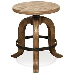 Riverside Furniture Northcote Adjustable Stool
