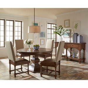Riverside Furniture Pembroke Casual Dining Room Group