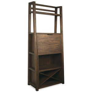 Riverside Furniture Perspectives Bar Cabinet