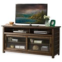 Riverside Furniture Perspectives 64-In TV Console - Item Number: 28041
