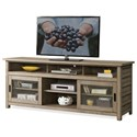 Riverside Furniture Perspectives 74-In TV Console - Item Number: 28142