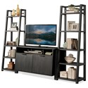 Riverside Furniture Perspectives Entertainment Wall Unit - Item Number: 28237+2x8