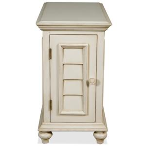 Riverside Furniture Placid Cove Chairside Chest