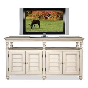 Riverside Furniture Placid Cove TV Console