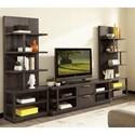 Riverside Furniture Precision Entertainment Console