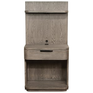 Low Pier Nightstand