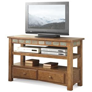 Riverside Furniture Preston TV Console