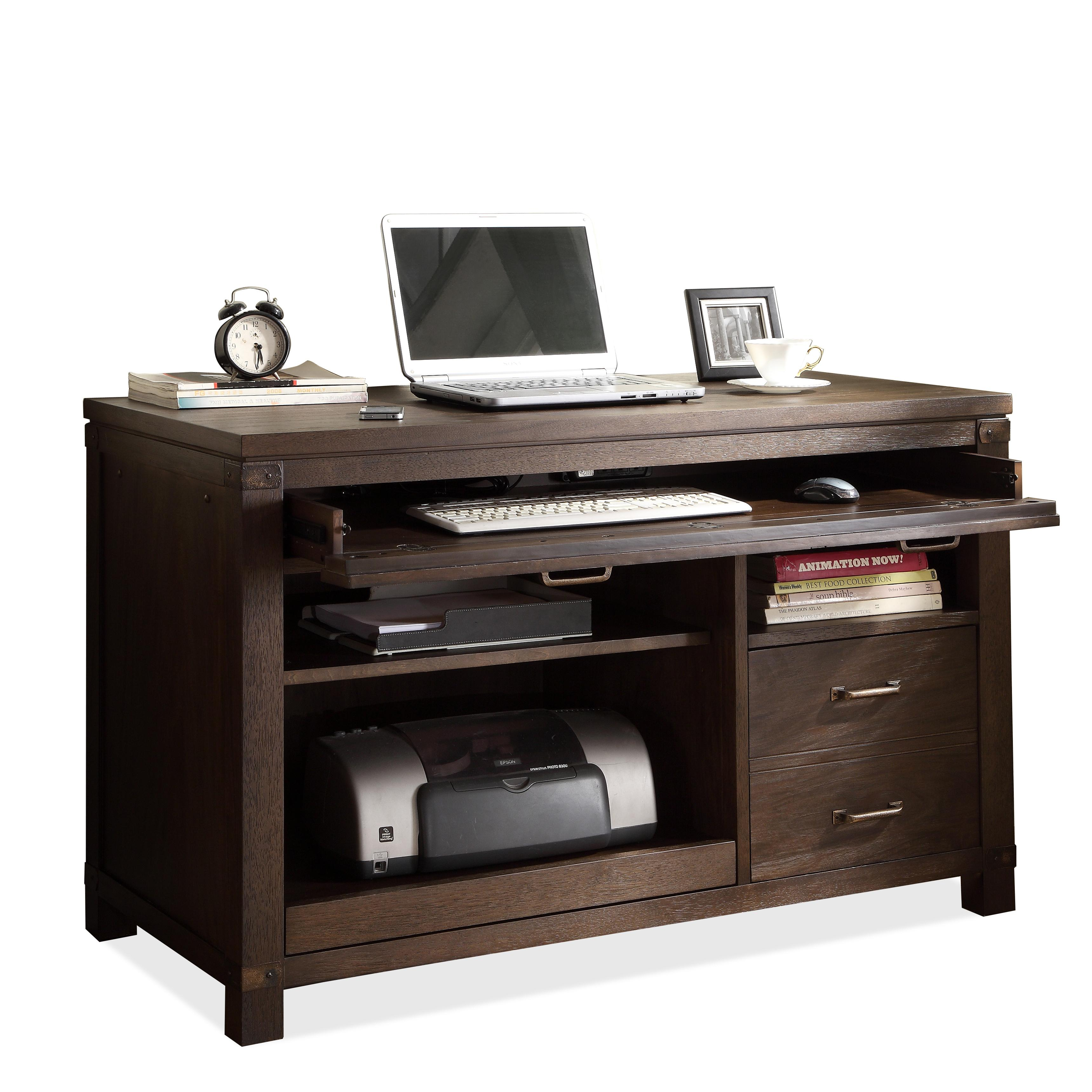 Riverside Furniture Promenade Drop Front Drawer Computer Desk   AHFA    Secretary Desk Dealer Locator