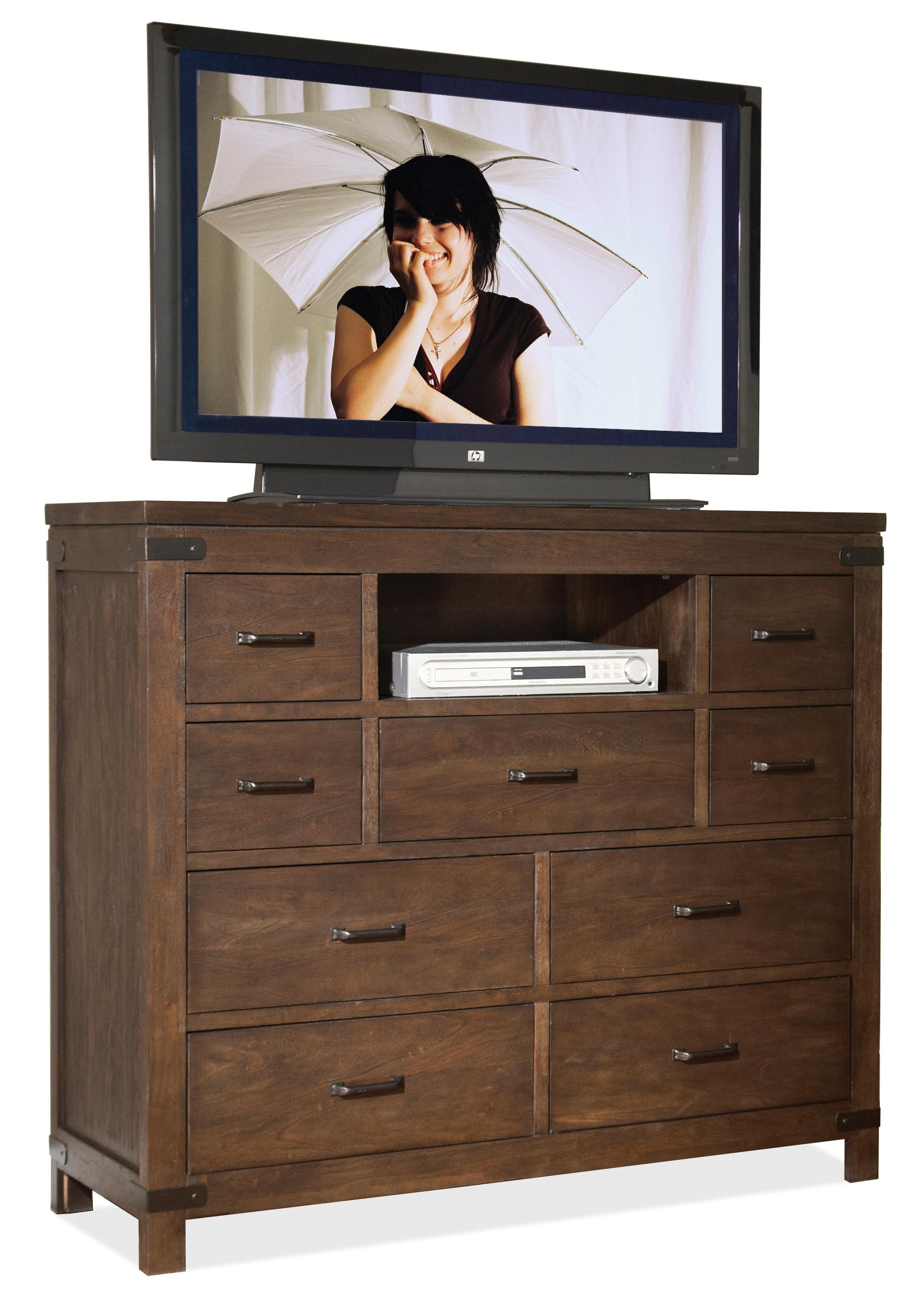 9 Drawer Media Chest